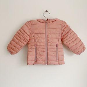 Point Zero Toddler Puffer Jacket   2T